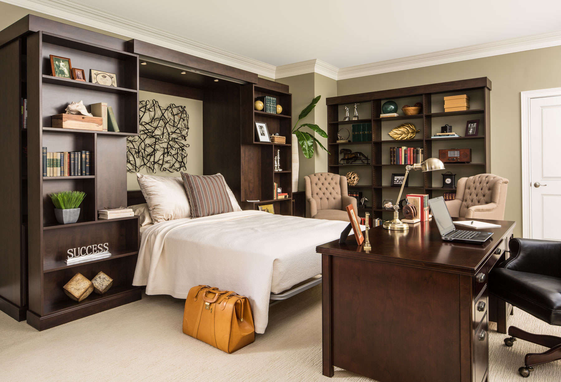 amazing space murphy bed