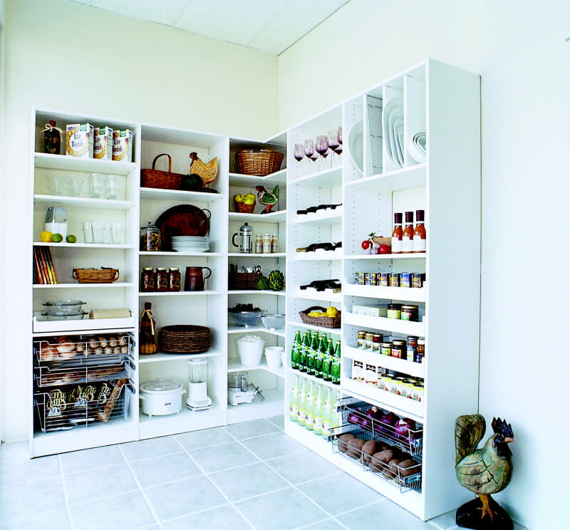 Organized Pantry And Pantry Tips: 5 Tips For An Organized Pantry