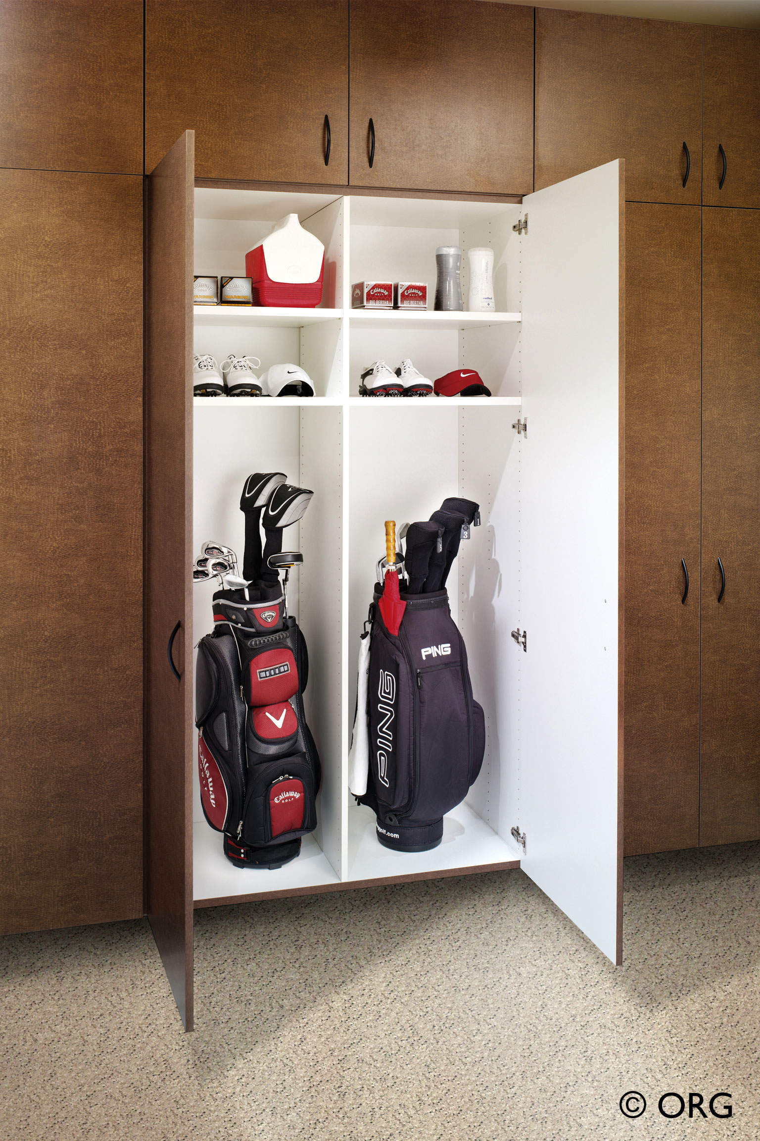Garage Organization System 3 Signs You Should Invest In Golf Club